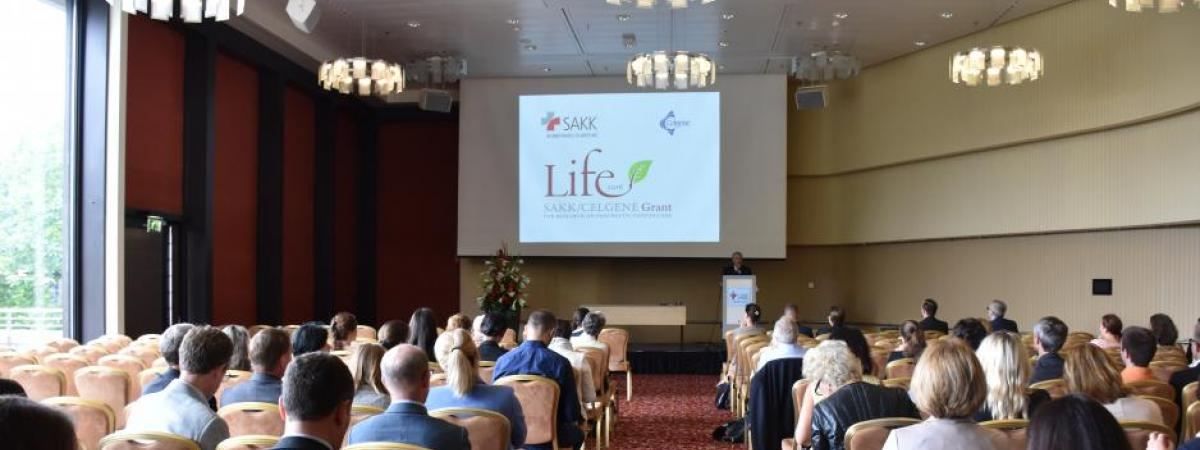 SAKK/Celgene Life Grant: Call for proposals is now open